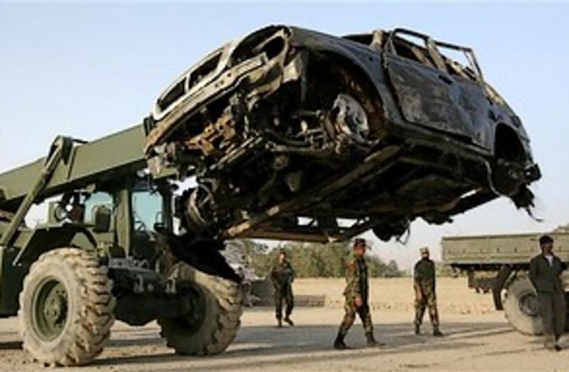afghan bomb 298.88 (photo credit: AP)