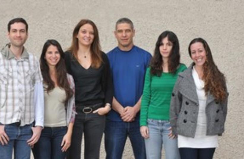 Weizman sex survey research team 311 (photo credit: Courtesy)