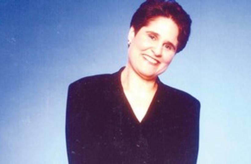 Debbie Friedman 311 (photo credit: Courtesy)