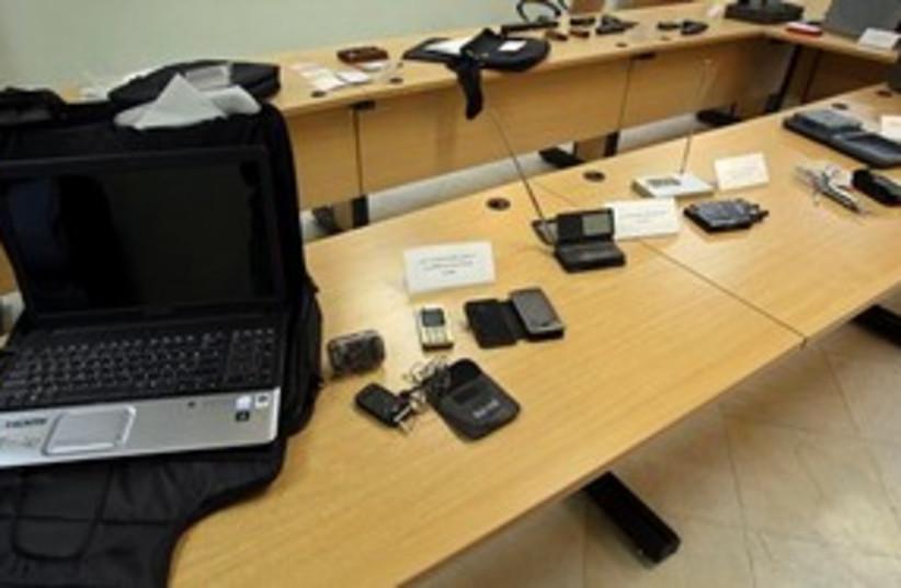 mossad iran spy equipment_311 (photo credit: ASSOCIATED PRESS)