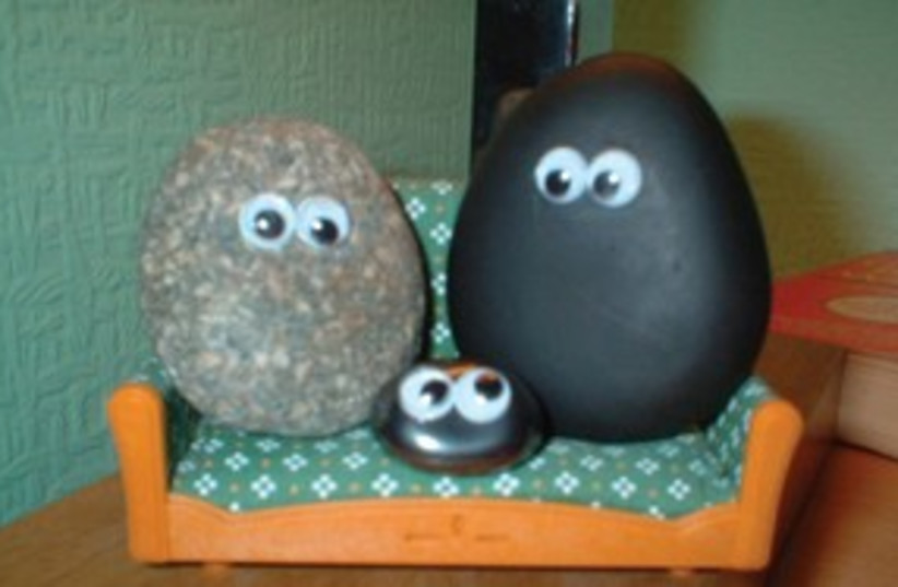 pet rocks 311 (photo credit: Courtesy)