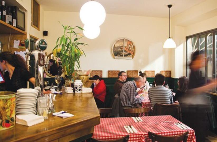 Topolino Restaurant 521 (photo credit: Courtesy)