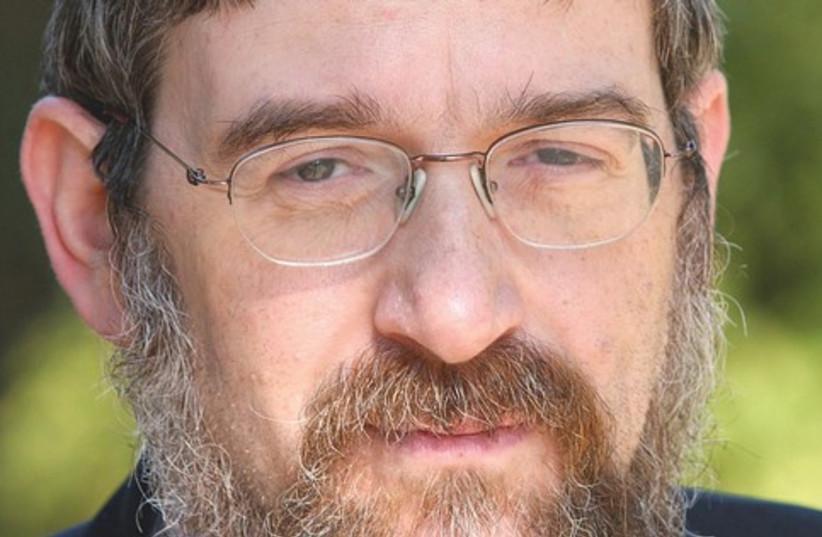 Rabbi Michael Melchior 521 (photo credit: Courtesy)