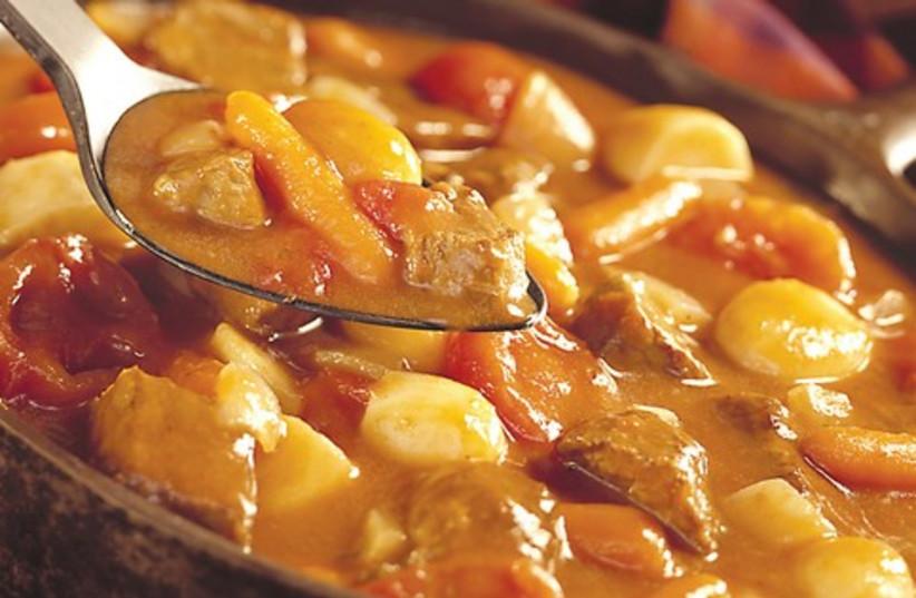 meat potatoe stew 521 (photo credit: Courtesy)