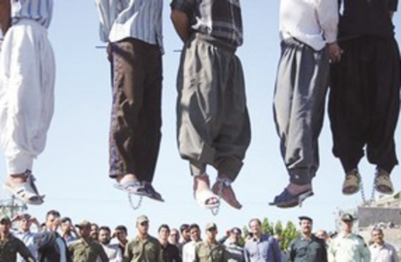 Iran Hangings 311 (photo credit: Courtesy)