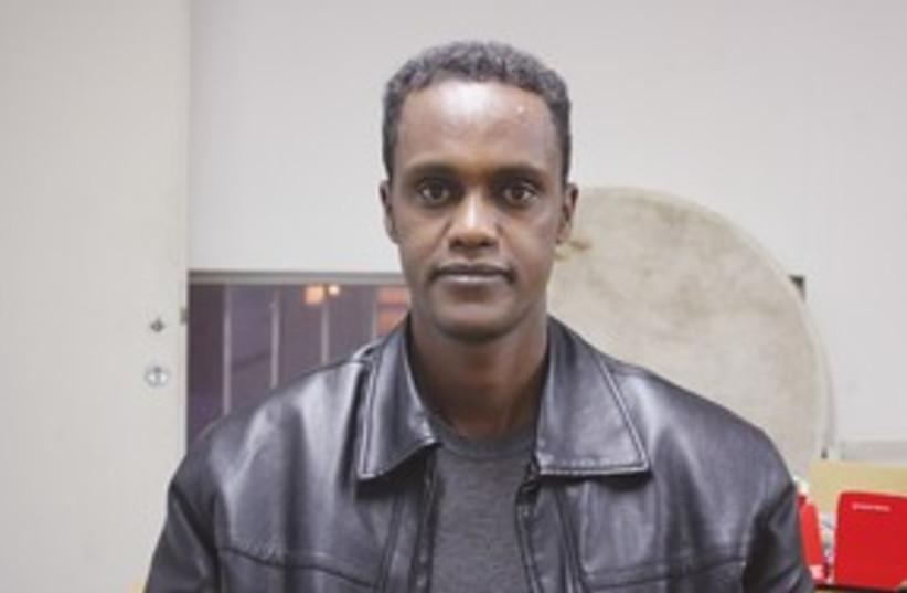 Eritrean migrant 311 (photo credit: Ben Hartman)