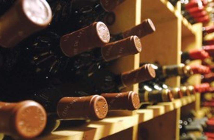 wine cellar_311 (photo credit: Courtesy)