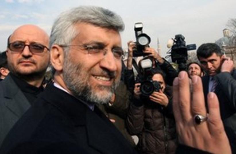 Jalili 311 (photo credit: Associated Press)