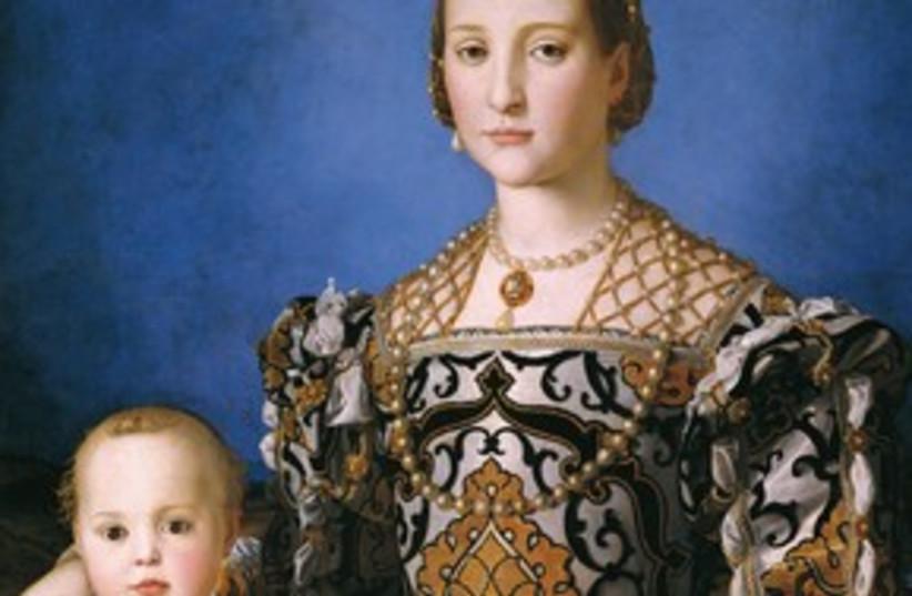 Borzino 311 (photo credit: Galleria degli Uffizi, Florence)