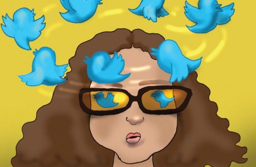Twitter (do not publish again) (photo credit: Avi Katz)