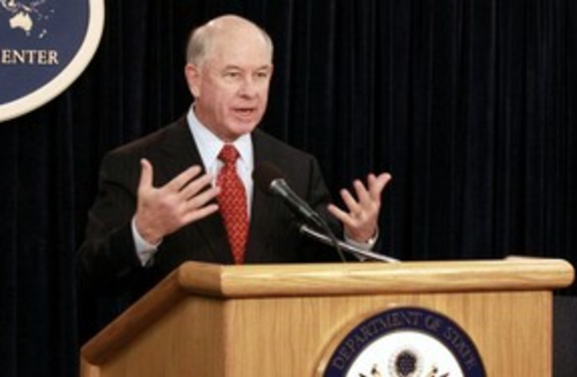 State Department spokesman P.J. Crowley 311 (photo credit: US Dept. of State)