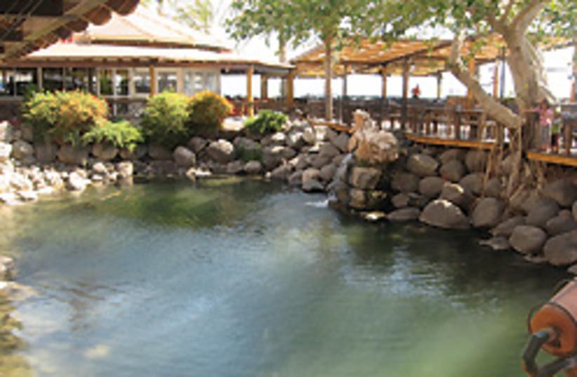 holiday resort  (photo credit: Ann Goldberg)