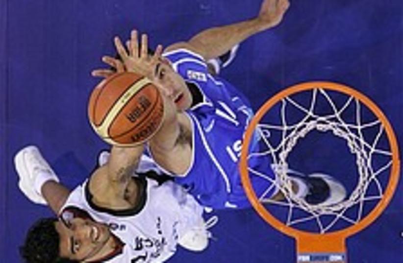 Israel basketball 224.88 (photo credit: AP)