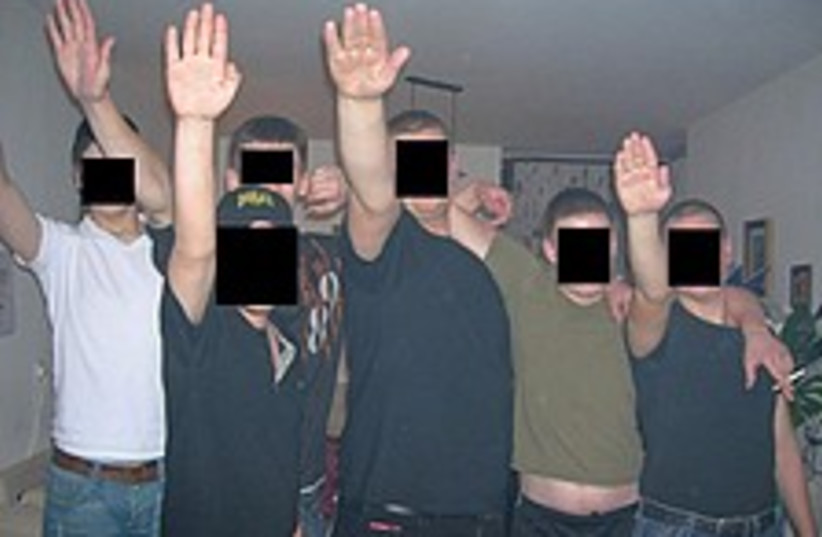 neo-Nazi ring 224.88 (photo credit: Israel Police)