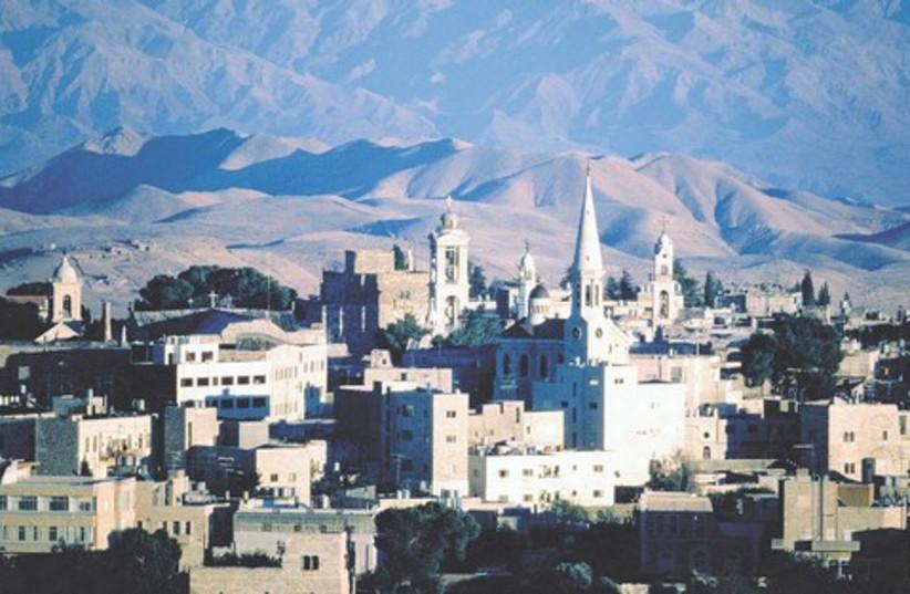 Bethlehem 521 (photo credit: Israel images)
