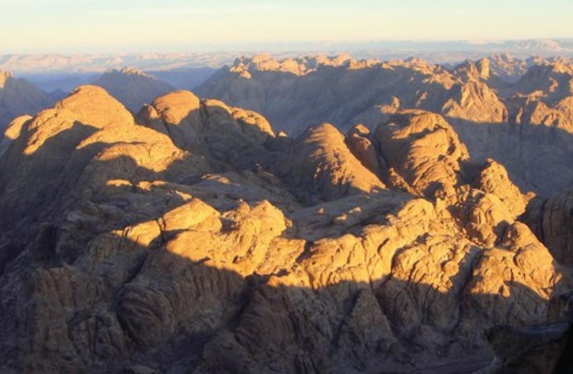 Mount Sinai 521 (photo credit: Courtesy)