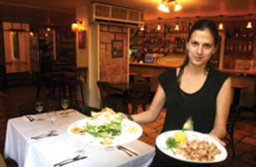 Mona restaurant (photo credit: Ariel Jerozolimski)
