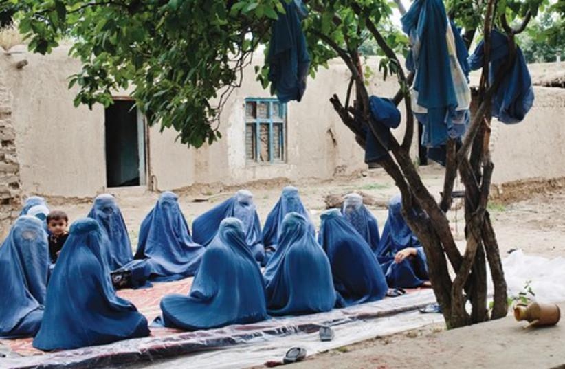 Afghan women_521 (photo credit: Lorenzo Tugnoli)