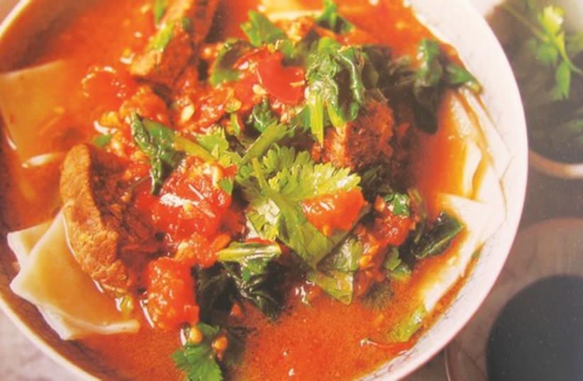 Hui tomato-lamb noodle soup_521 (photo credit: Richard Jung)