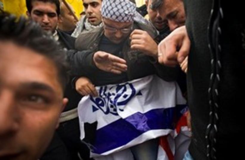 Palestinian rally 311 (photo credit: AP)