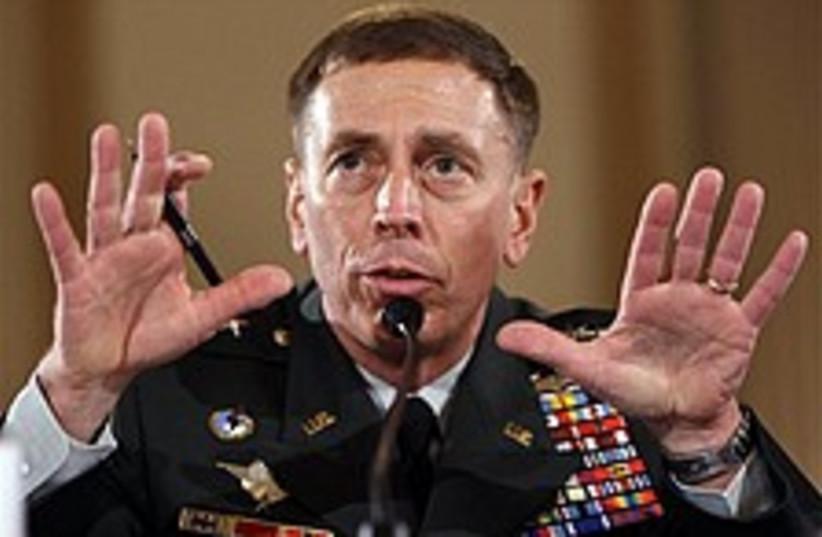 Petraeus  224.88 (photo credit: AP [file])