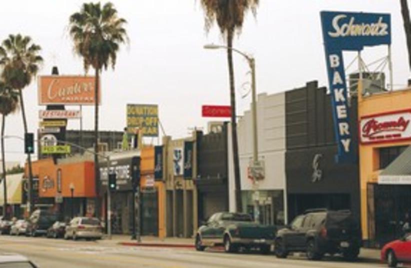 LA 311 (photo credit: Arthur Wolak)
