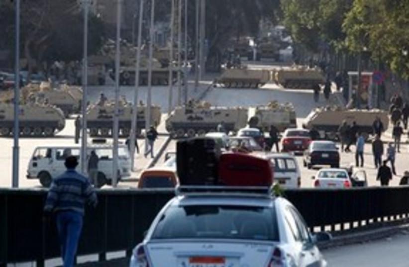 Cairo protests 311 (photo credit: AP Photo/Victoria Hazou)