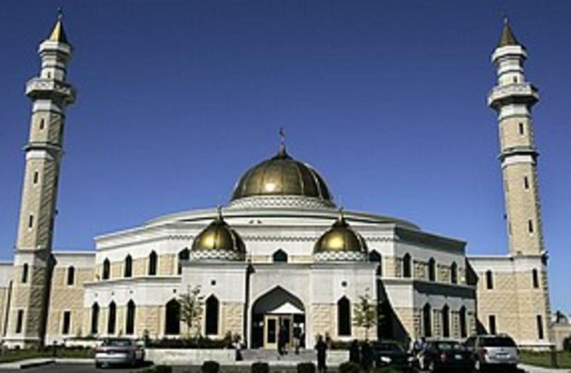 dearborne mosque 311 (photo credit: AP)