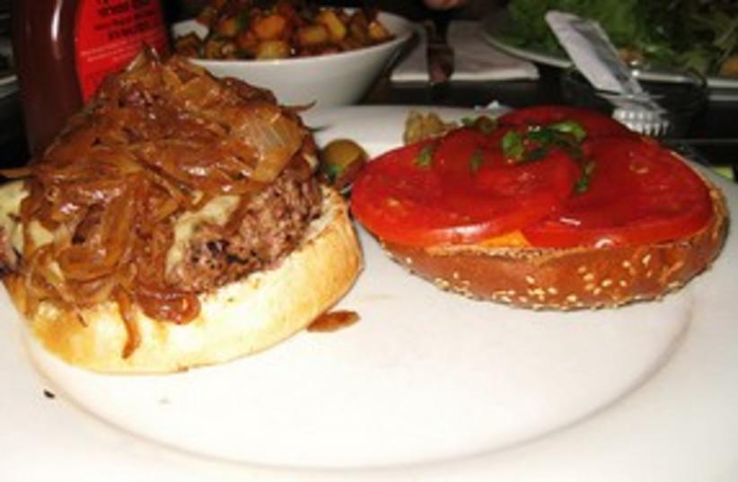 Agadir burger 311 (photo credit: Courtesy)