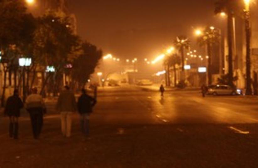 Egypt mad max strrets 311 (photo credit: BEN HARTMAN)