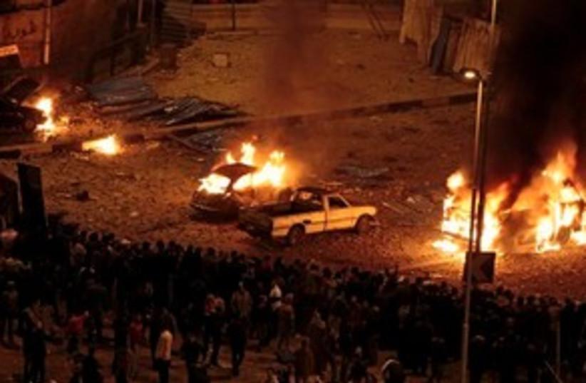 egypt tahrir square 311 (photo credit: AP)