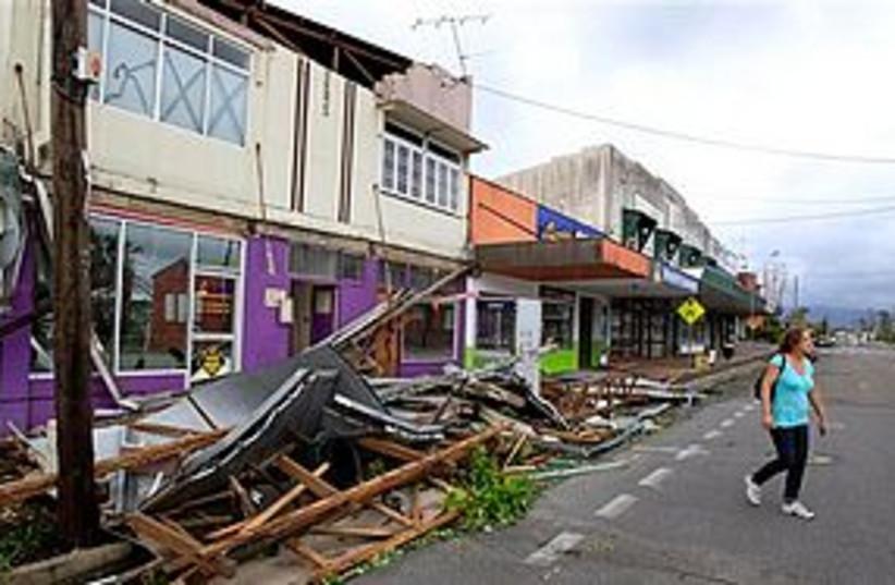 australia cyclone 311 (photo credit: Associated Press)