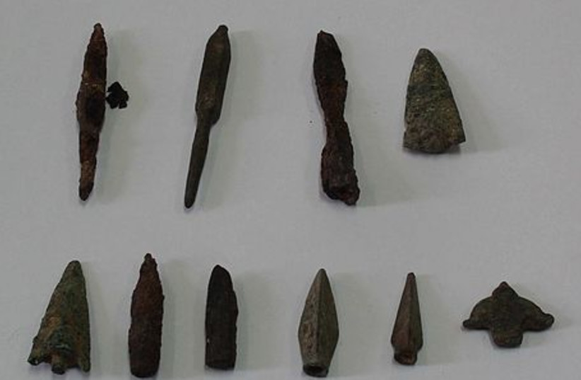 Second Temple artifacts found by the police