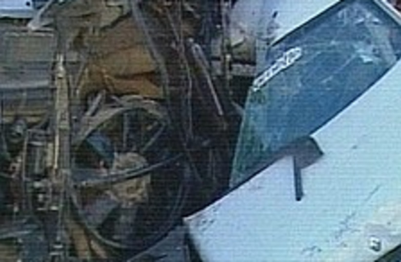 accident 224.88 (photo credit: Channel 2 [file])