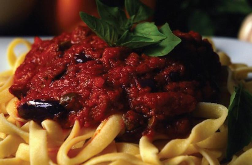 Pasta 521 (photo credit: Courtesy)