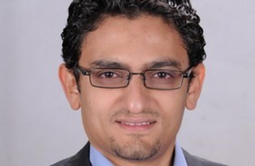 Google executive Wael Ghonim 311 (photo credit: Courtesy)