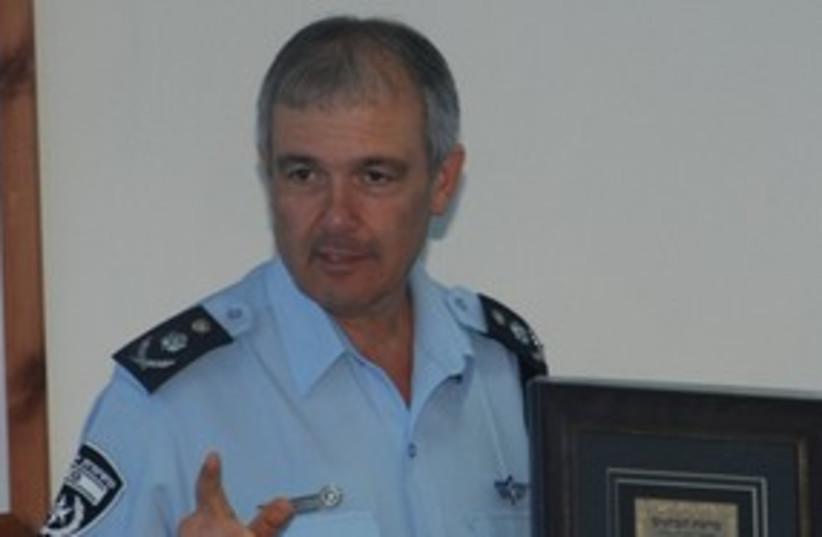 police inspector general David Cohen 311 (photo credit: Israel Police.)