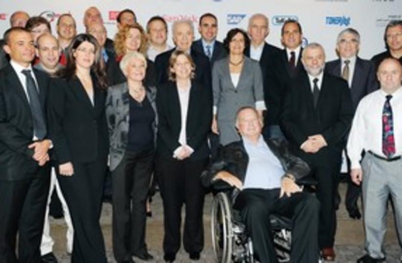 hi tech arab (photo credit: Israel Hadari)
