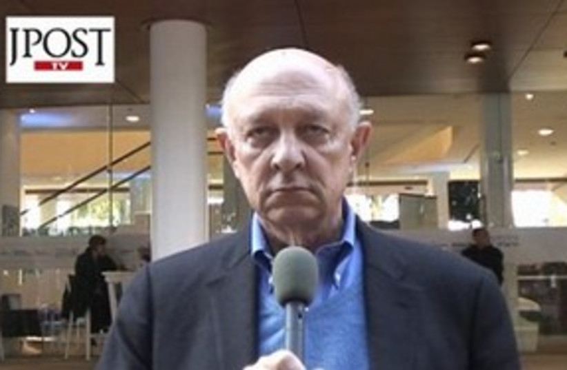 Former CIA director R. James Woolsey 311 (photo credit: JPost.com)
