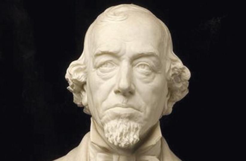Disraeli statue 521 (photo credit: Courtesy)