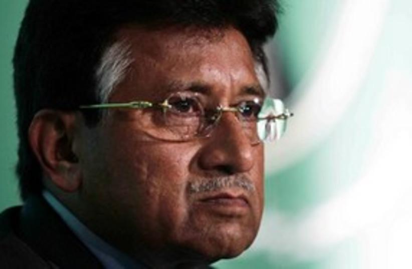 Musharraf arrest 311 (photo credit: ASSOCIATED PRESS)