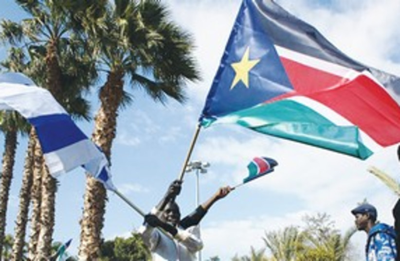 southsudan311 (photo credit: Ben Hartman)