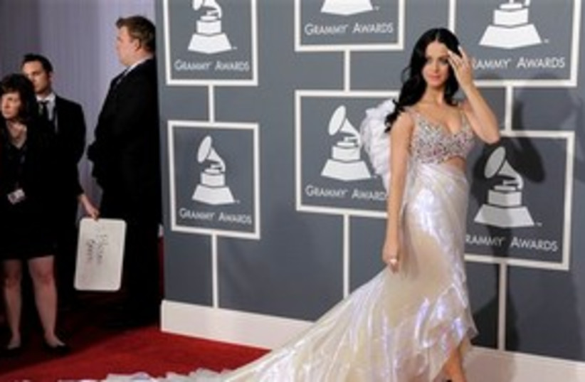 Katy Perry (photo credit: Associated Press)