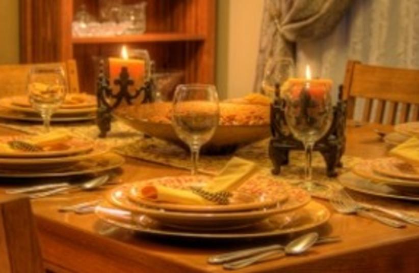 Dinner 311 (photo credit: Courtesy)