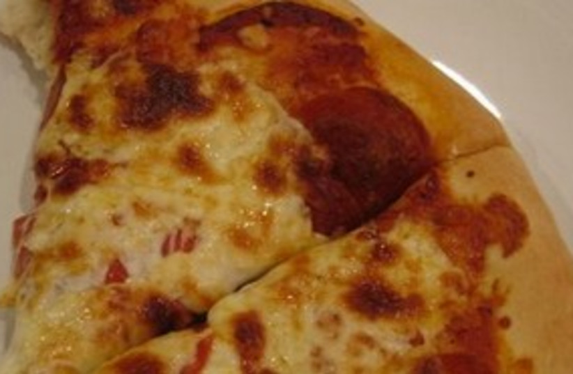 Pizza (photo credit: Courtesy)
