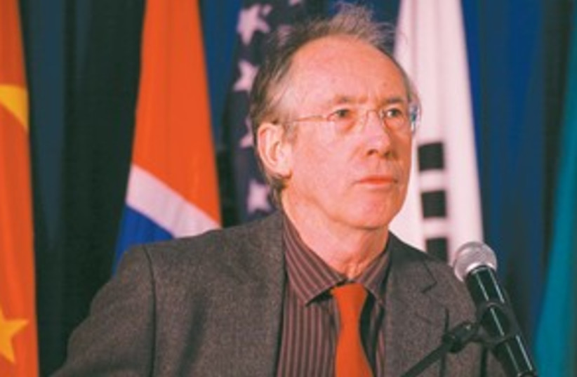 Ian McEwan 311 (photo credit: Marc Israel Sellem)