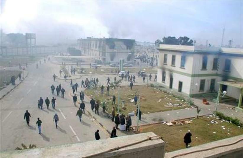 Libya square 520 (photo credit: Associated Press)