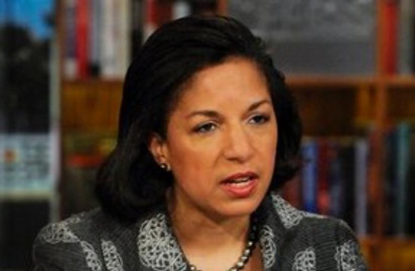 US Ambassador to the UN Susan Rice 311 Ap (photo credit: AP)