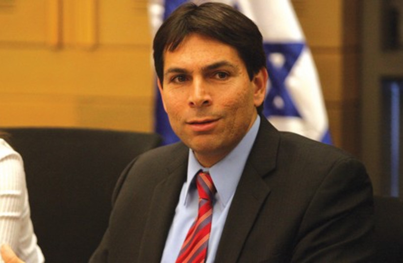 Danny Danon (do not publish again) (photo credit: Flash 90)