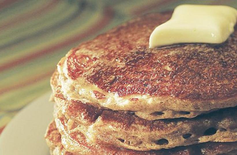 yummy pancakes 521 (photo credit: MCT)